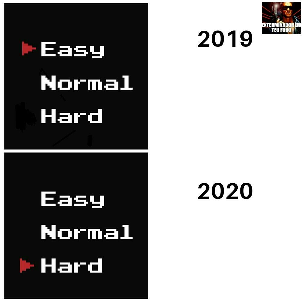 Hard - meme