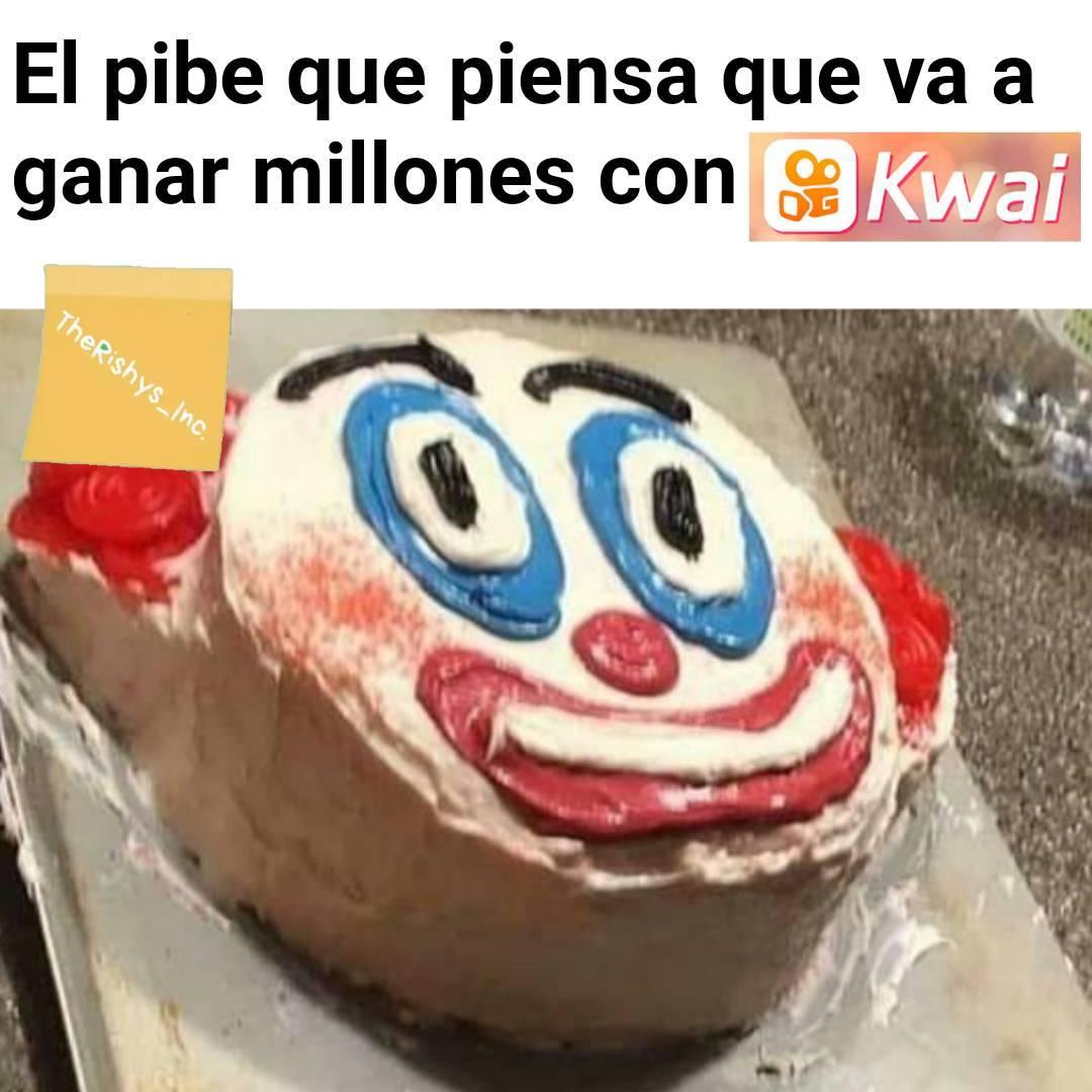 Simplemente Payasos - meme