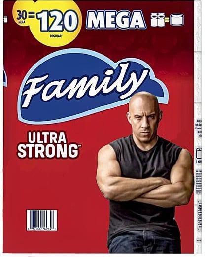 Ultra Strong Fam - meme