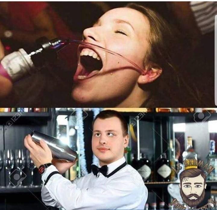 Barman 21 - meme