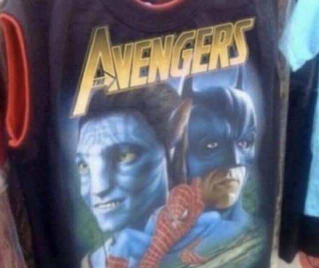 Avengers... What ? - meme