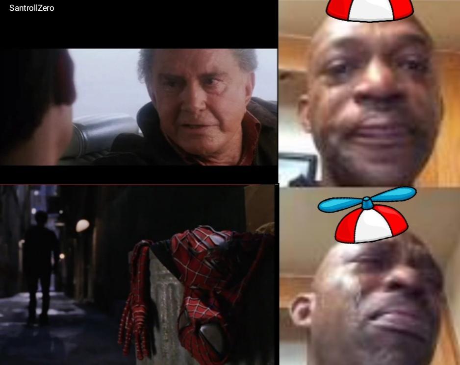 Todos aprendimos tanto de esta película :'( - meme