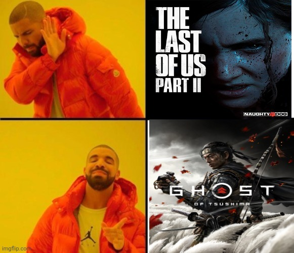Hope LOUS2 doesn't win - meme