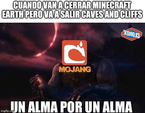 Mojang es mi perta sobreexplotable número 1 - meme