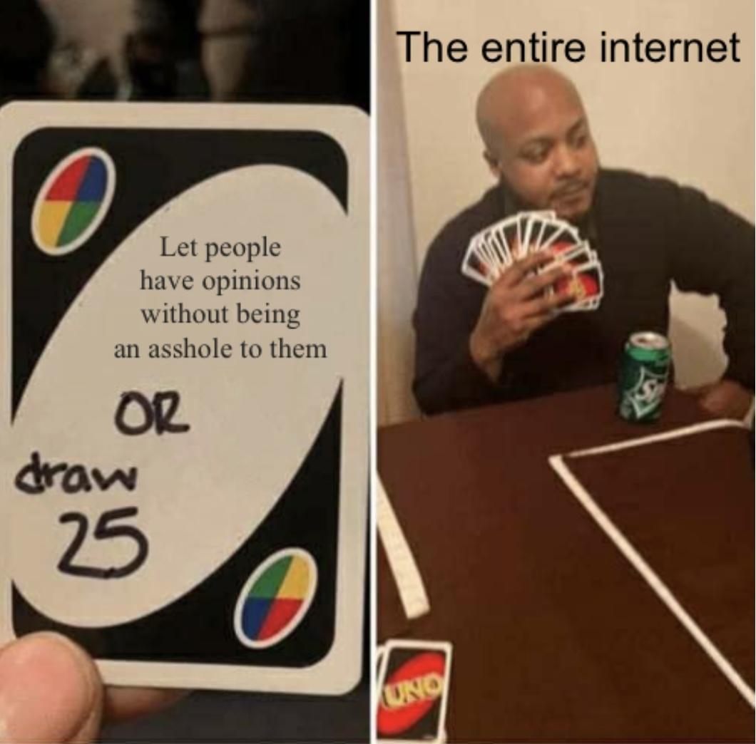 Assholes - meme