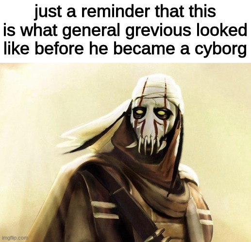 He loook NOICE - meme