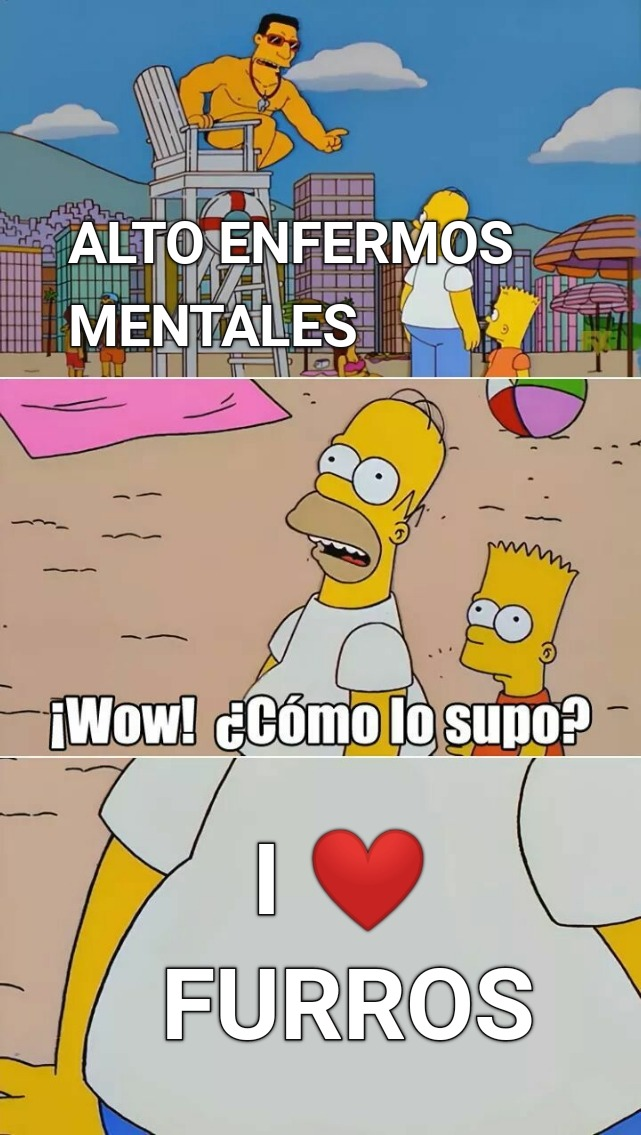 Enfermos mentales - meme