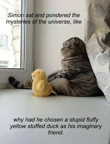 I would be happy to have that duck though... - meme