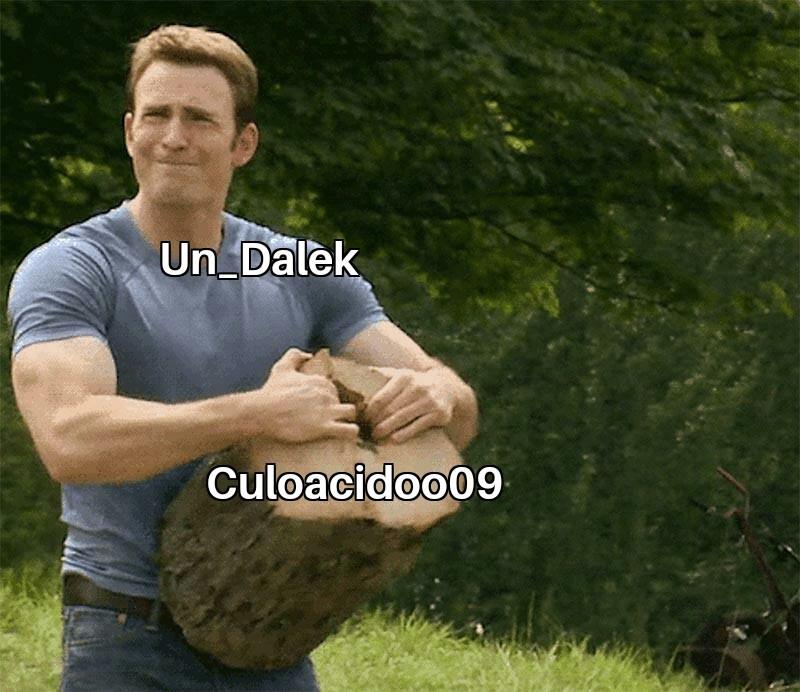 Un kpo el Un_Dalek :son: - meme