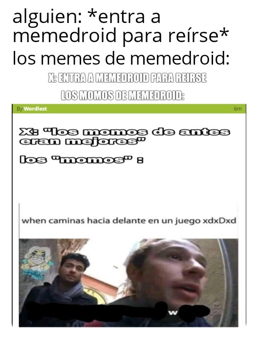 Bucle - meme