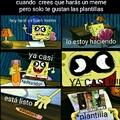 "No se me ocurren mas memes :""c"