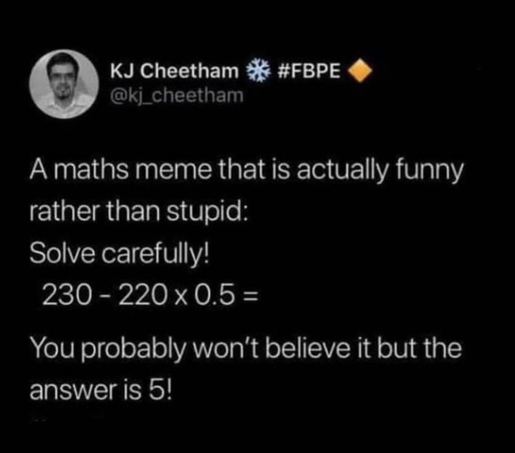 maths big brains of Memedroid