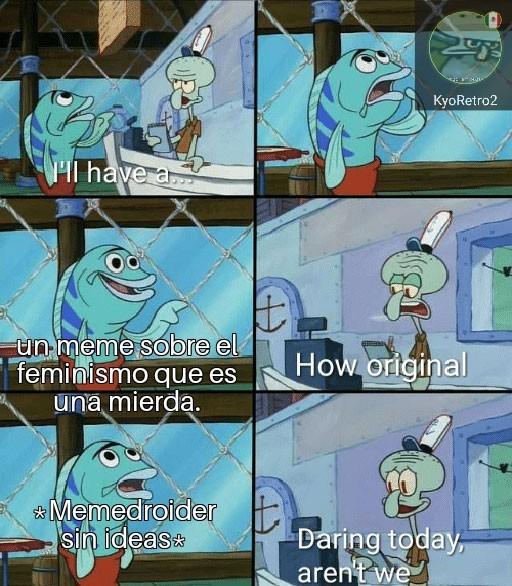 Así están muchos de nosotros - meme
