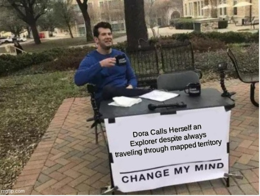 Change it, I dare you - meme