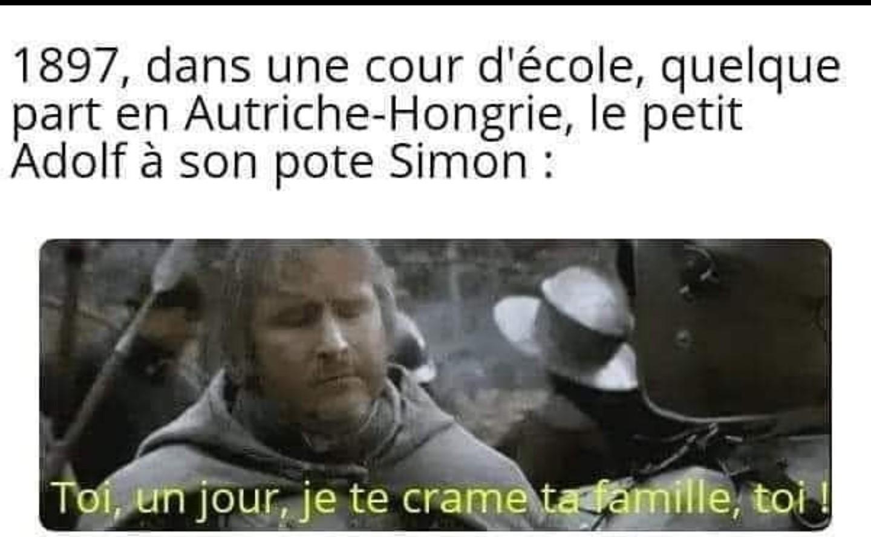 Old gen - meme