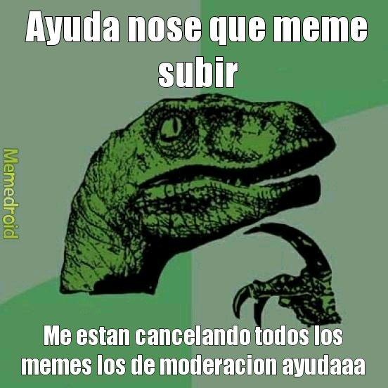 Ayudaaaa - meme
