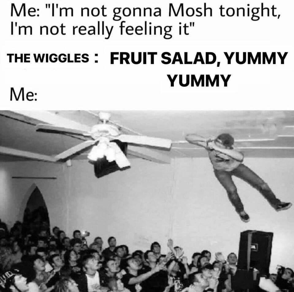 Mosh - meme