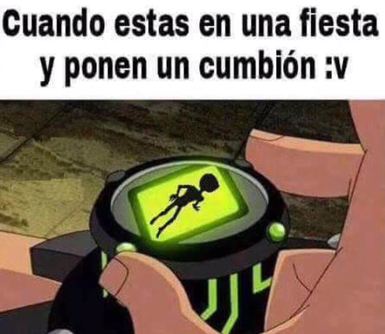 CUMBION - meme