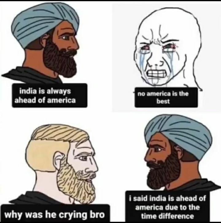 USA no. 1 - meme