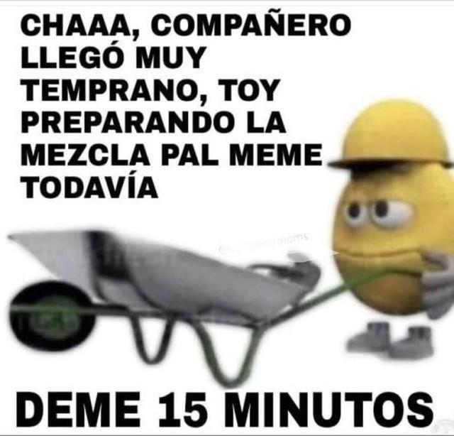 chaaaa - meme