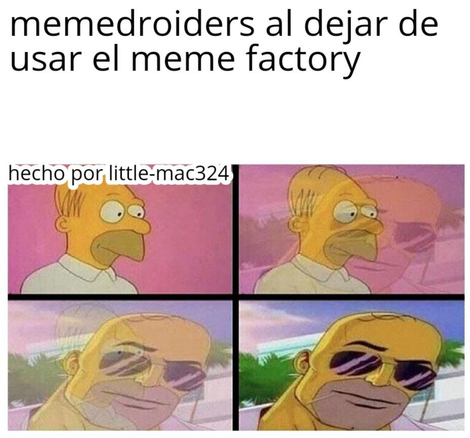 mierda factory - meme
