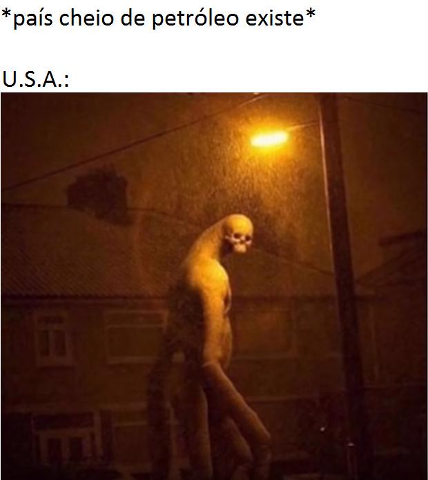 USA=EUA - meme