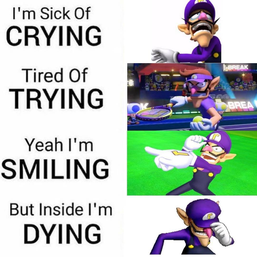 WAAH - meme