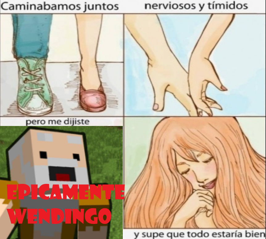 epicamente wendingo - meme