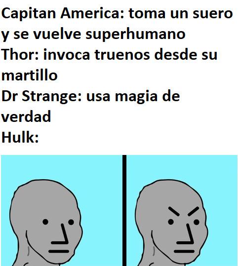 hulk smaaaash - meme