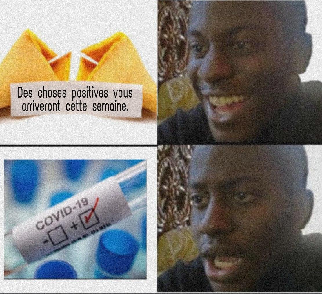 positive attitude - meme