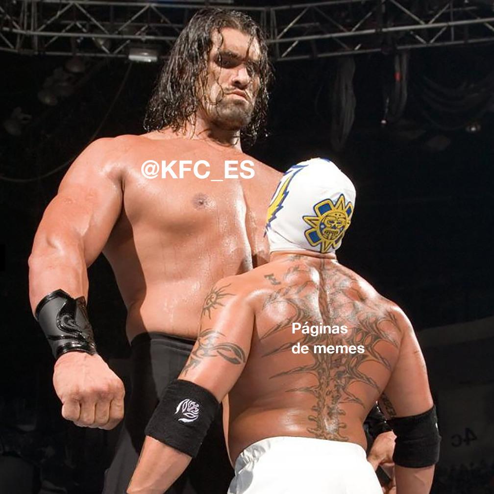 El Ka Efe Cé - meme