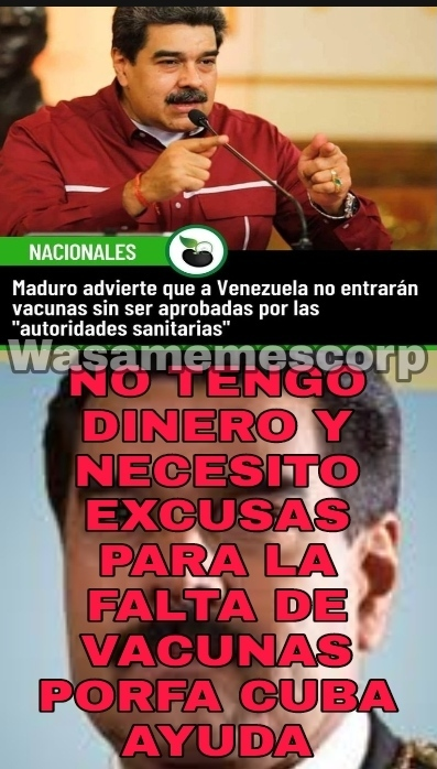 Puto Maduro - meme