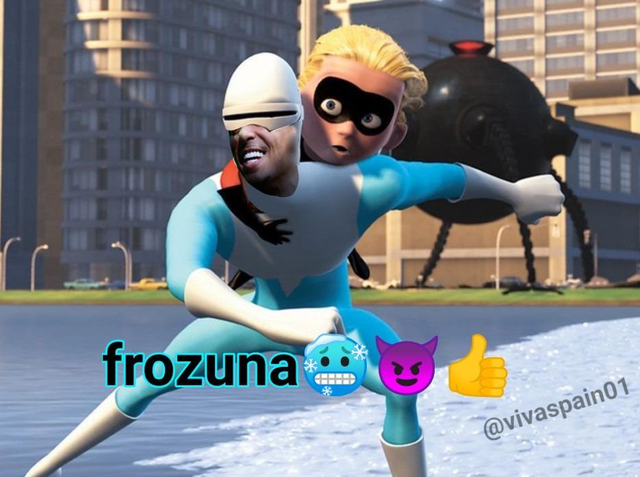 Frozuna  - meme