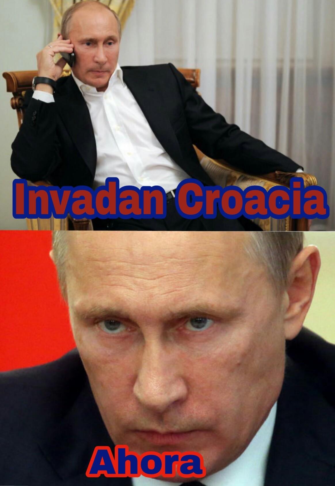 Eliminaron a la madre rusia :sad: - meme