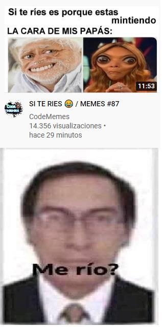 Mi primer momo B) - meme