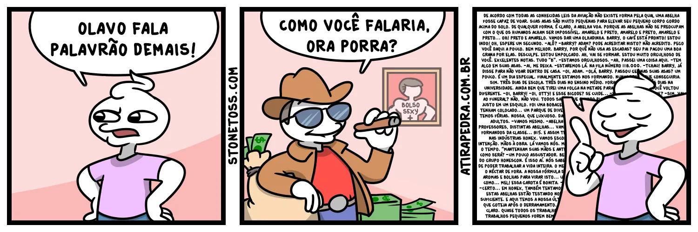 Olavo - meme