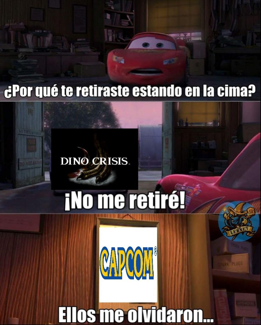 Dino Crisis 1 y 2,si no lo han jugado ¿que esperan?