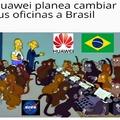 Oficinas De Huawei descripción grafica