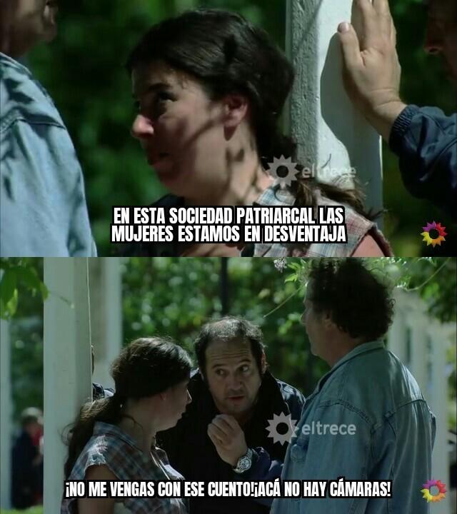 Mi vieja hablaba de las pymes que cerraron durante el gobierno de Macri. Le pregunté lo que es pymes y me dijo que no sabía - meme