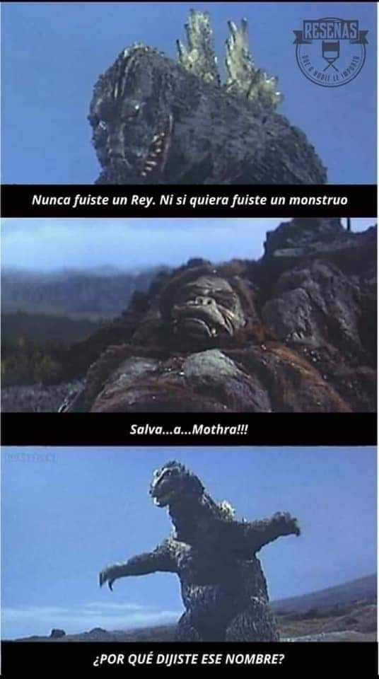 Muere kong - meme