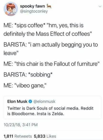 Yeah, memedroid is the bioshock of social media