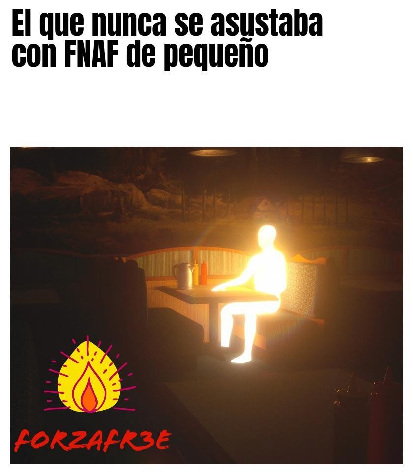 Meme de fnaf