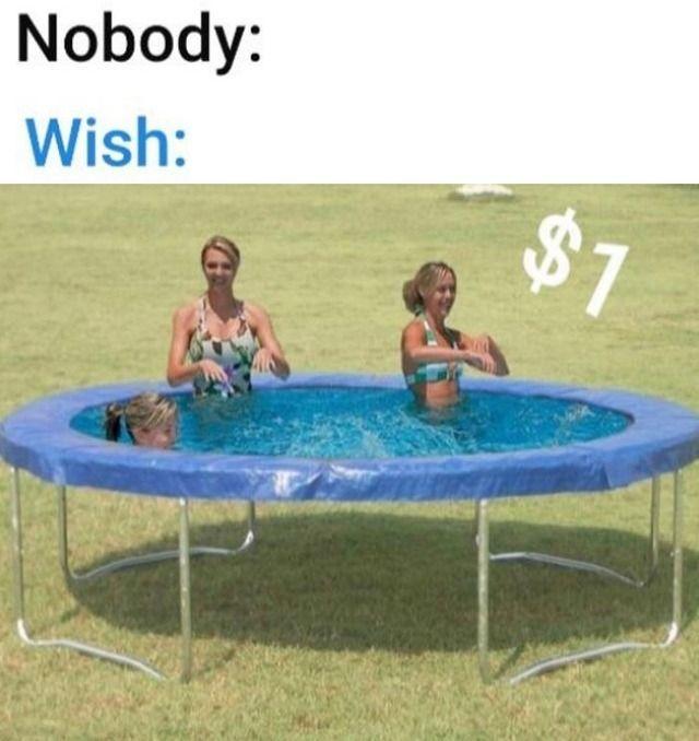 Wish - meme