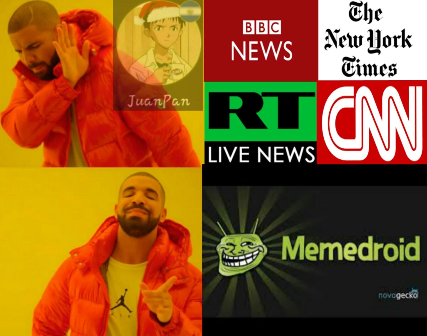 Cliché sin gracia - meme
