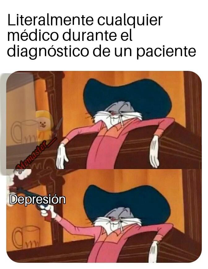 Malditos medicos >:( - meme