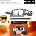 Im in love with my car, saque la plantilla de un meme de JuanPan
