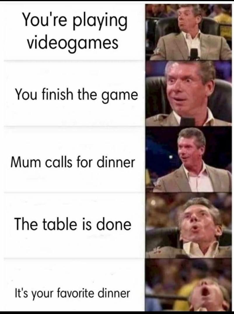 Hope we all get the same thi6 - meme