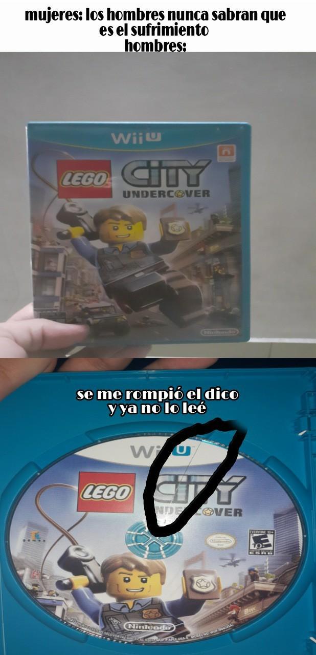 Si, es MI disco - meme