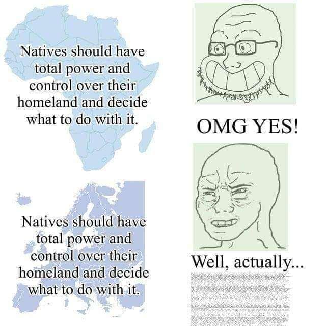 Naive - meme