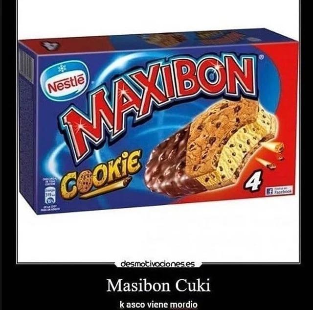 ¿Maxibon o Magnum? - meme